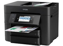 Epson WorkForce Pro WF-4740 WF-4745 Printers