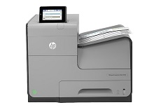 HP  OfficeJet Enterprise Color X555d