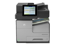 HP  OfficeJet Enterprise Color X585d