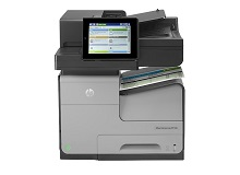 HP  OfficeJet Enterprise Color X585f