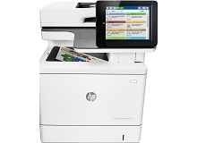HP  Color LaserJet Enter MFP M577f