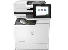HP Color LaserJet Enterprise MFP M681dh M681f