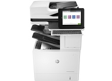 HP LaserJet Enterprise Flow MFP M632z M633z