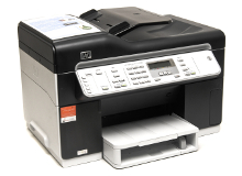 HP Officejet L7380
