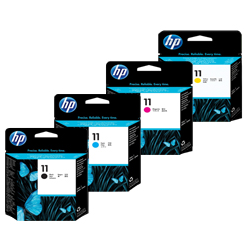HP 11 Ink Cartridges
