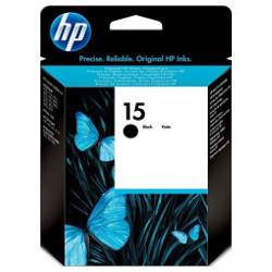 HP 15, 17 Ink Cartridges