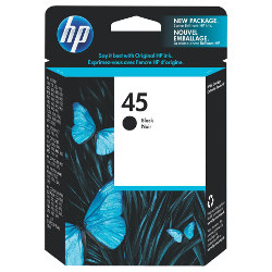 HP 45 Ink Cartridges