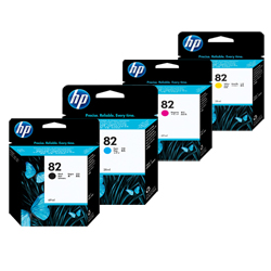 HP 82 Ink Cartridges