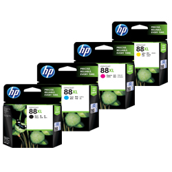 HP 88XL Ink Cartridges