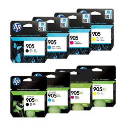 HP 905, 905XL Ink Cartridges