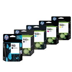 HP 940, 940XL Ink Cartridges