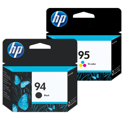 HP 94, 95 Ink Cartridges