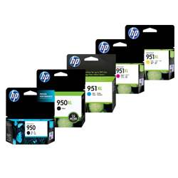 HP 950, 950XL, 951XL Ink Cartridges