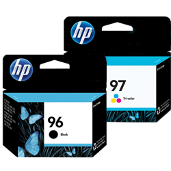 HP 96, 97 Ink Cartridges