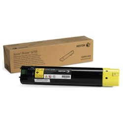 Fuji Xerox 106R01517 Yellow (Genuine)