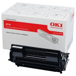 Oki 1279201 Black Extra High Yield (Genuine)