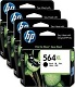 Genuine HP 8 Pack CB323/24/25WA / CN684WA (HP564XL) Bundle InkJet Cartridge