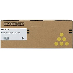Ricoh 407550 Yellow (Genuine)