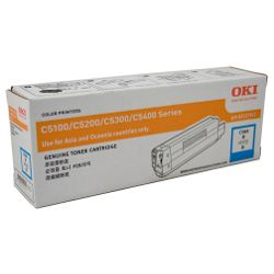 Oki 42127411 Cyan (Genuine)