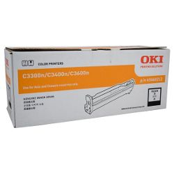 Oki 43460212 Black Drum Unit