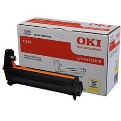 Oki 44315109 Yellow Drum Unit