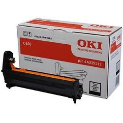 Oki 44315112 Black Drum Unit