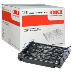 Oki 44968302 Black & Colour Drum Unit