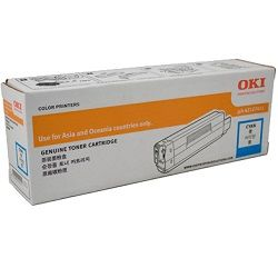 Oki 46507511 Cyan (Genuine)