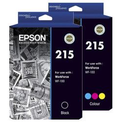 Epson 215 4 Pack Bundle (Genuine)