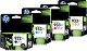 HP 4 Pack CN053/4/ 5/6AA (HP932XL/HP933XL) Bundle Genuine InkJet Cartridge