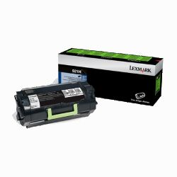 Lexmark 523H Black High Yield Prebate (52D3H00) (Genuine)