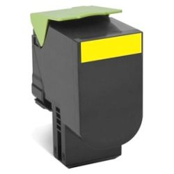 Lexmark 708X Yellow Extra High Yield Prebate (70C8XY0) (Genuine)