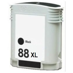 Compatible 88XL Black High Yield (C9396A)