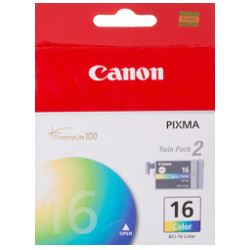 Canon BCI-16 Colour (Genuine)