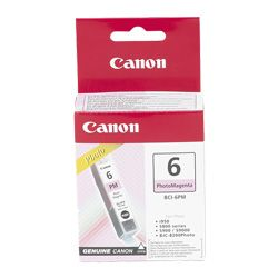 Canon BCI-6PM Photo Magenta (Genuine)