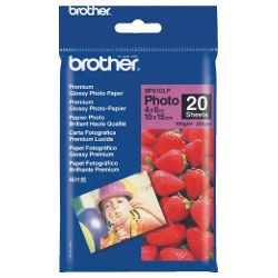 Brother BP61GLP 4x6 inch Premium Glossy Photo Paper