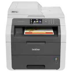 Brother MFC-9340CDW Multi Function Colour Laser Wireless Printer + Duplex