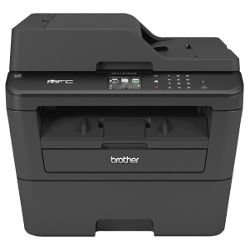 Brother MFC-L2740DW Multi Function Mono Laser Wireless Printer + Duplex
