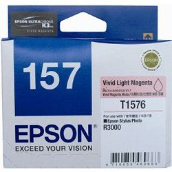 Epson 157 Light Magenta (C13T157690) (Genuine)