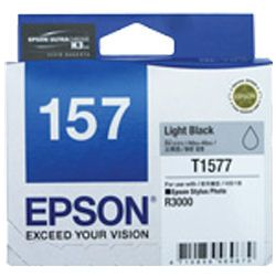 Epson 157 Light Black (C13T157790) (Genuine)