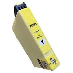 Compatible 252XL Yellow High Yield (C13T253492)