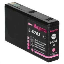 Compatible 676XL Magenta High Yield (C13T676392)