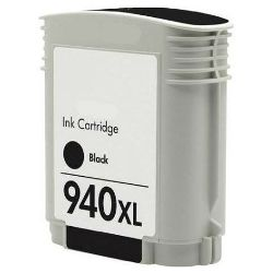 Remanufactured 940XL Black High Yield (C4906AA)