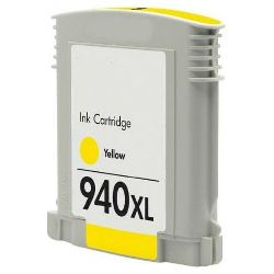 Remanufactured 940XL Yellow High Yield (C4909AA)