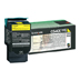 Lexmark C544X1YG Yellow Extra High Yield Prebate (Genuine)
