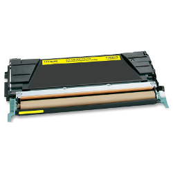 Remanufactured C734A1YG Yellow