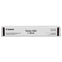 Canon CART034BK Black (Genuine)