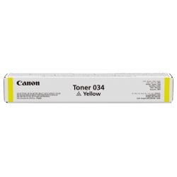 Canon CART034Y Yellow (Genuine)