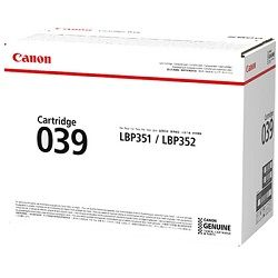 Canon CART039 Black (Genuine)