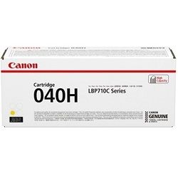 Canon CART040HY Yellow High Yield (Genuine)